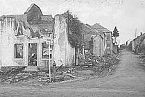 La rue Château Cugnon