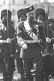 Le Tsar Nicolas 2